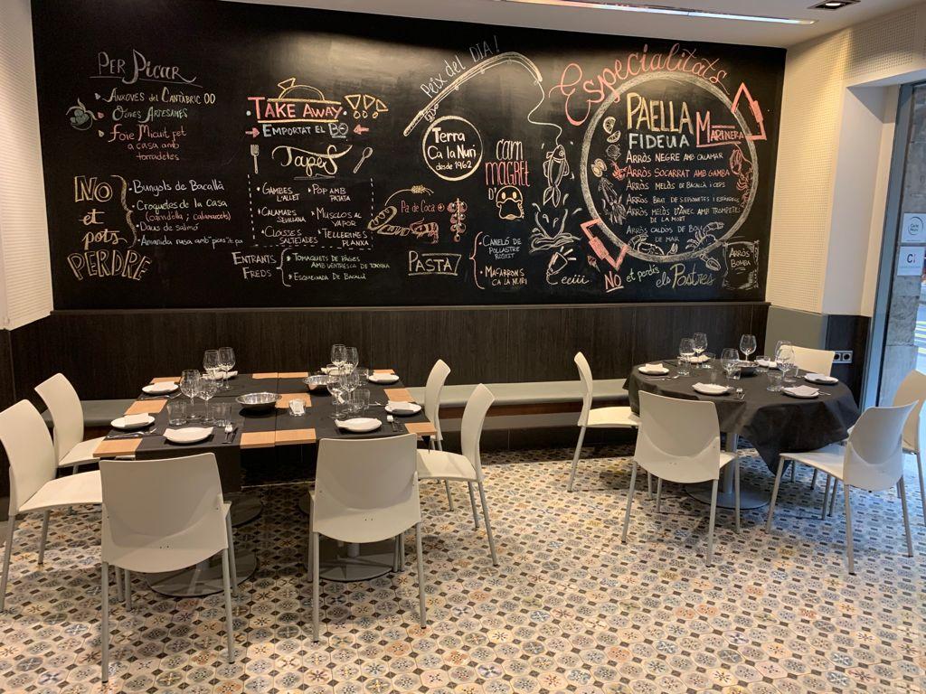 Restaurant Ca la Nuri | Cedida