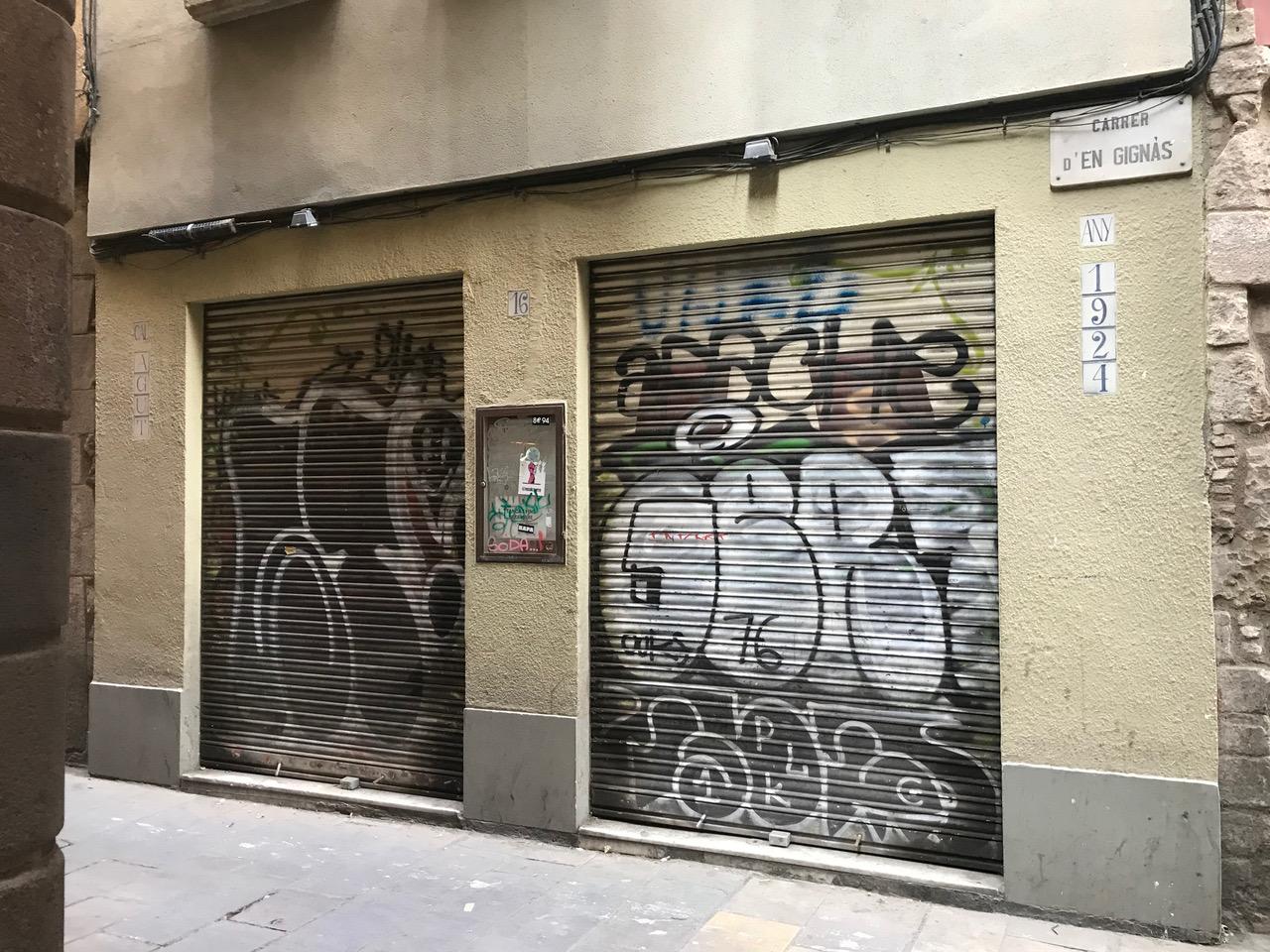 El Restaurant Agut, tancat des del gener del 2021 | Ramon Roset