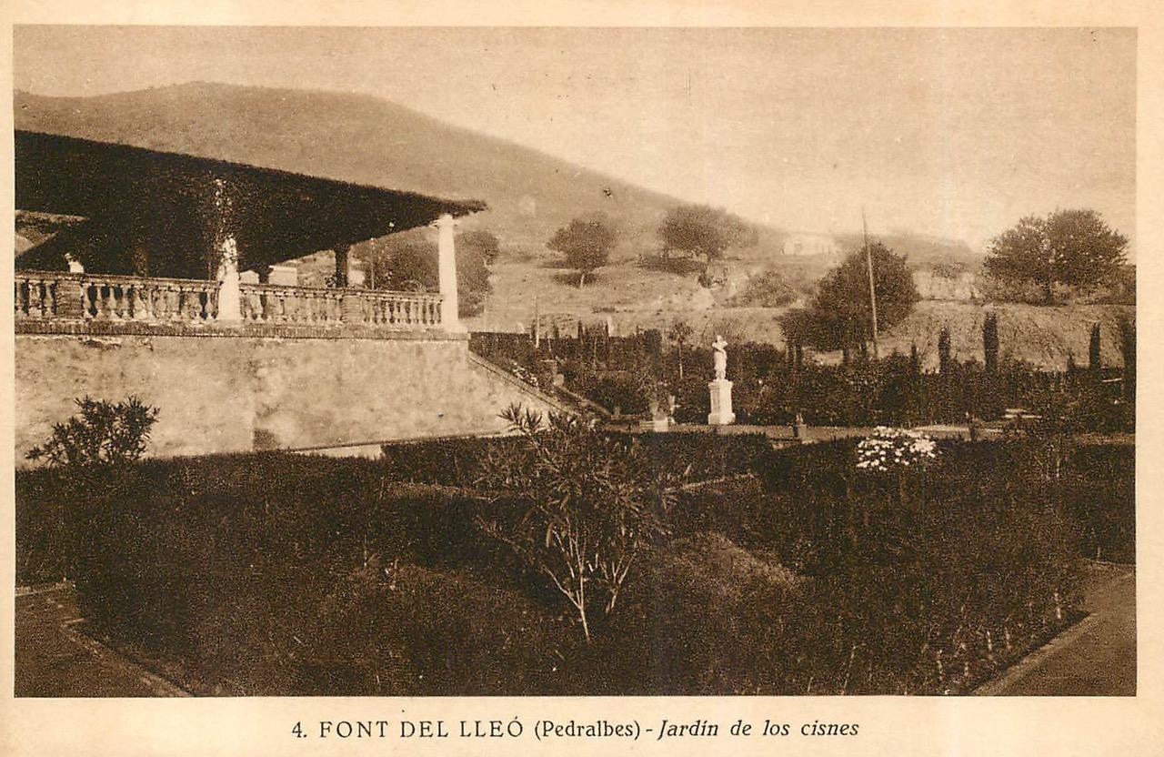 Restaurant Font del Lleó, que va obtenir dues estrelles Michelin l'any 1936 | Todocolección