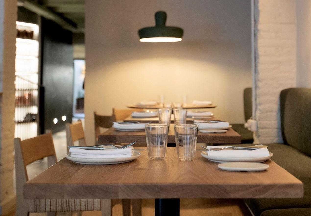 El restaurant Savia, de Tomás Abellán | Cedida