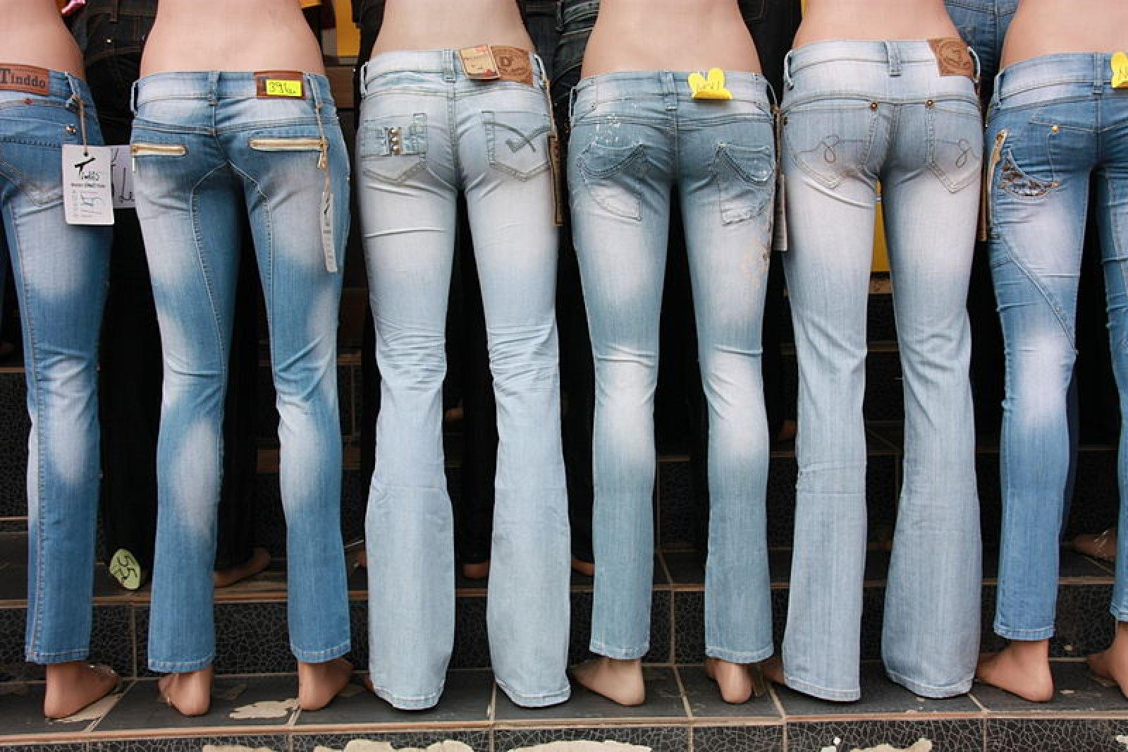 Pantalons texans