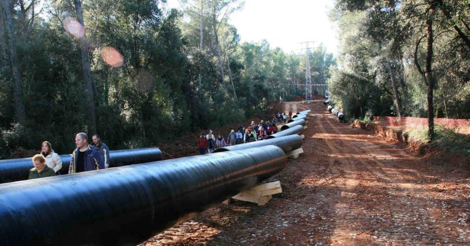 Gasoducte MIDCAT