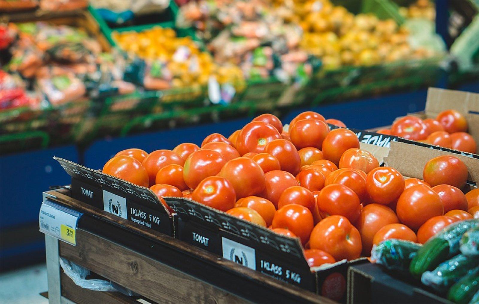 Tomàquets al supermercats
