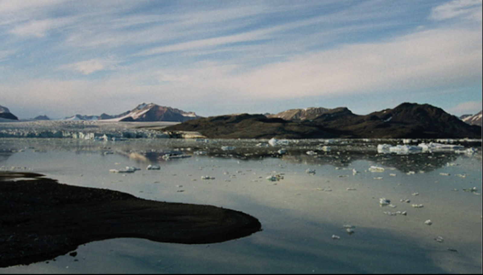 Glaciar norueg