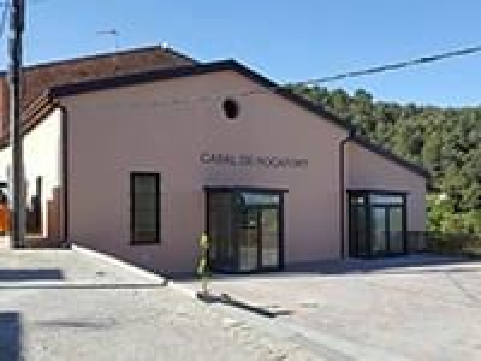 Centre d'informació Rocafort del Parc de Sant llorenç del munt o l'Obac