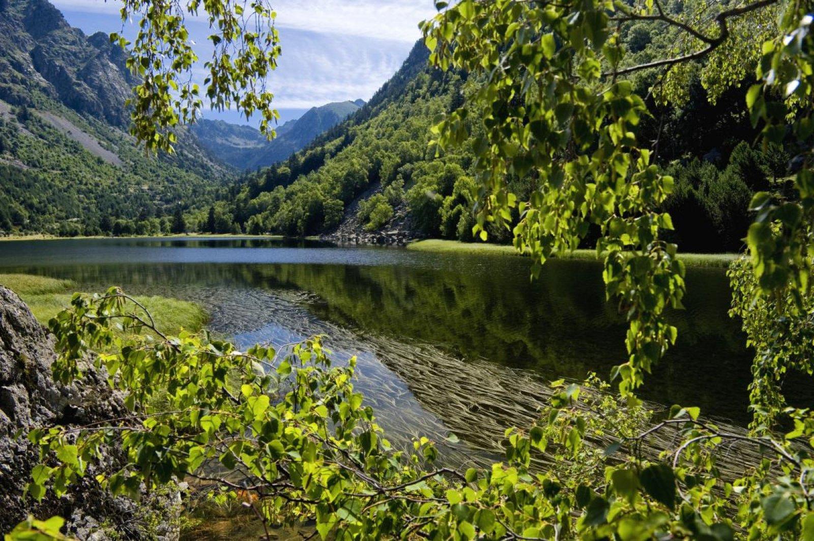 Parc Natural d'Aigüestortes i Estany de Sant Maurici