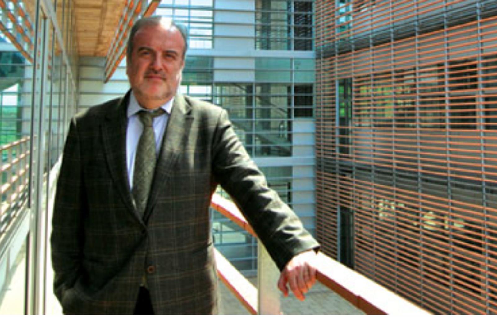 Damià Barceló, director de l'Institut de Recerca de l'Aigua
