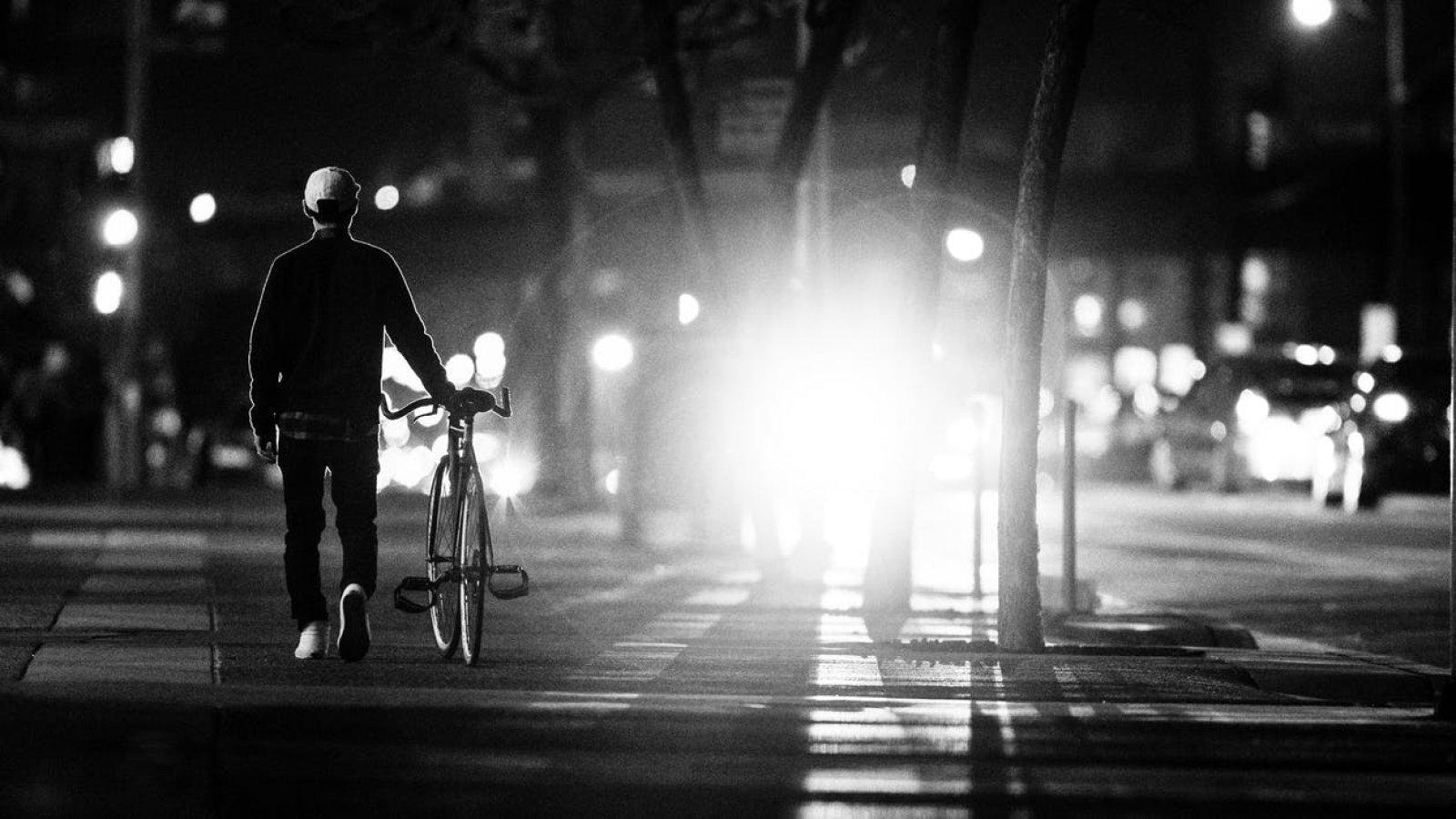 La bicicleta és un dels vehicles habituals pels carrers de Barcelona