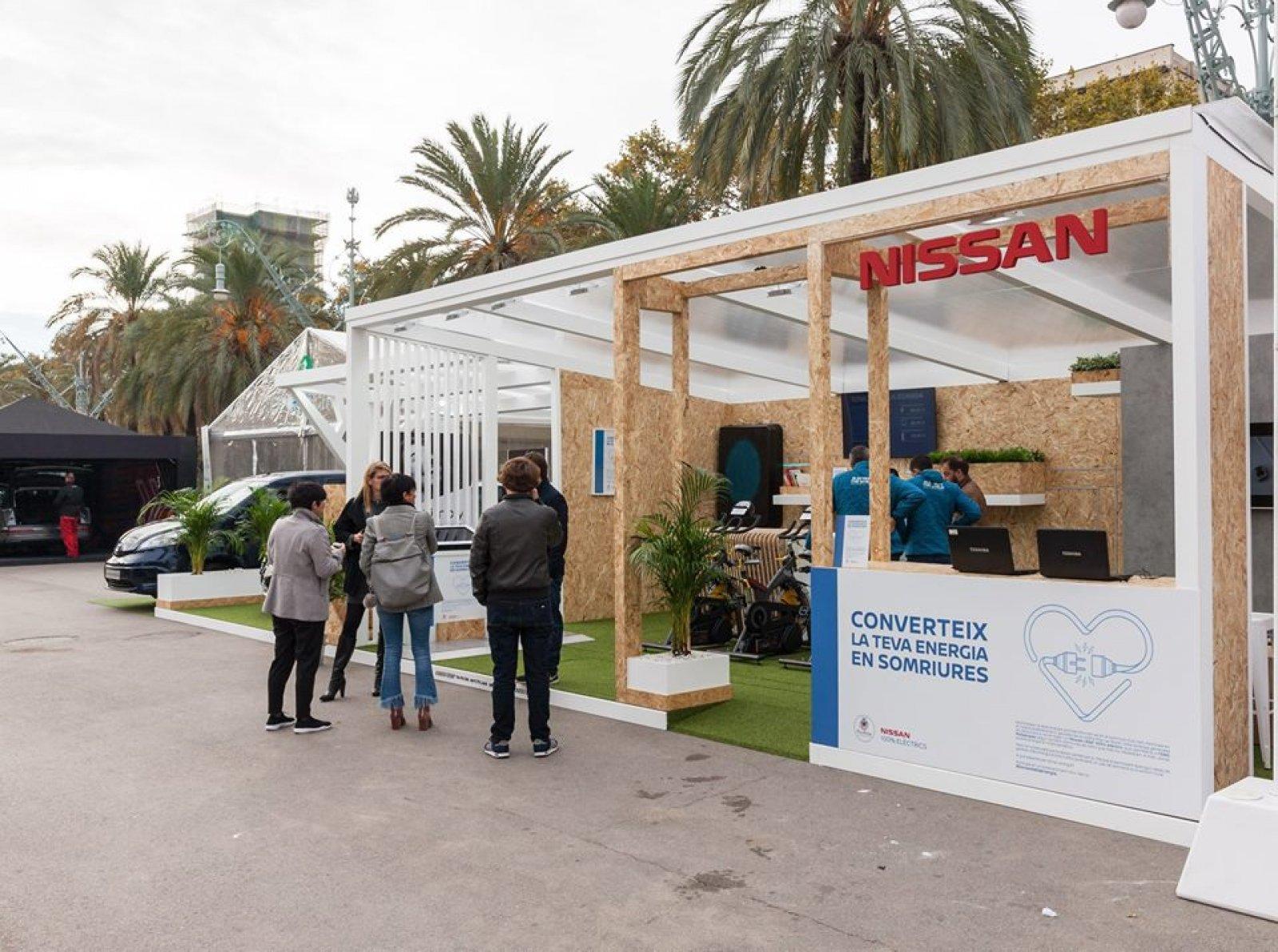 Nissan elèctric a ExpoElèctric 2017