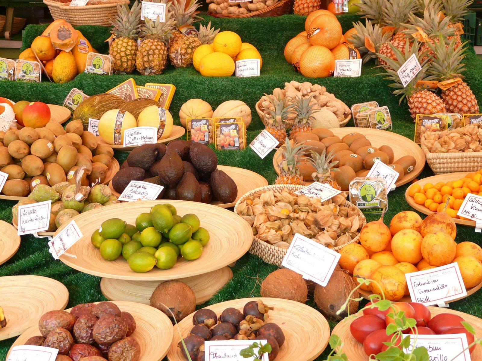 Fruites de mercat