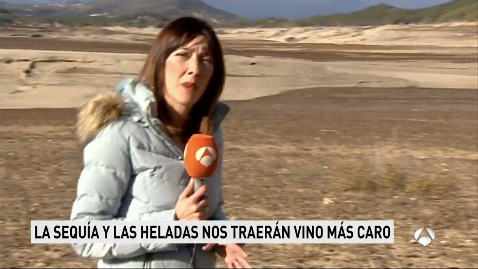 canvi climàtic Antena 3