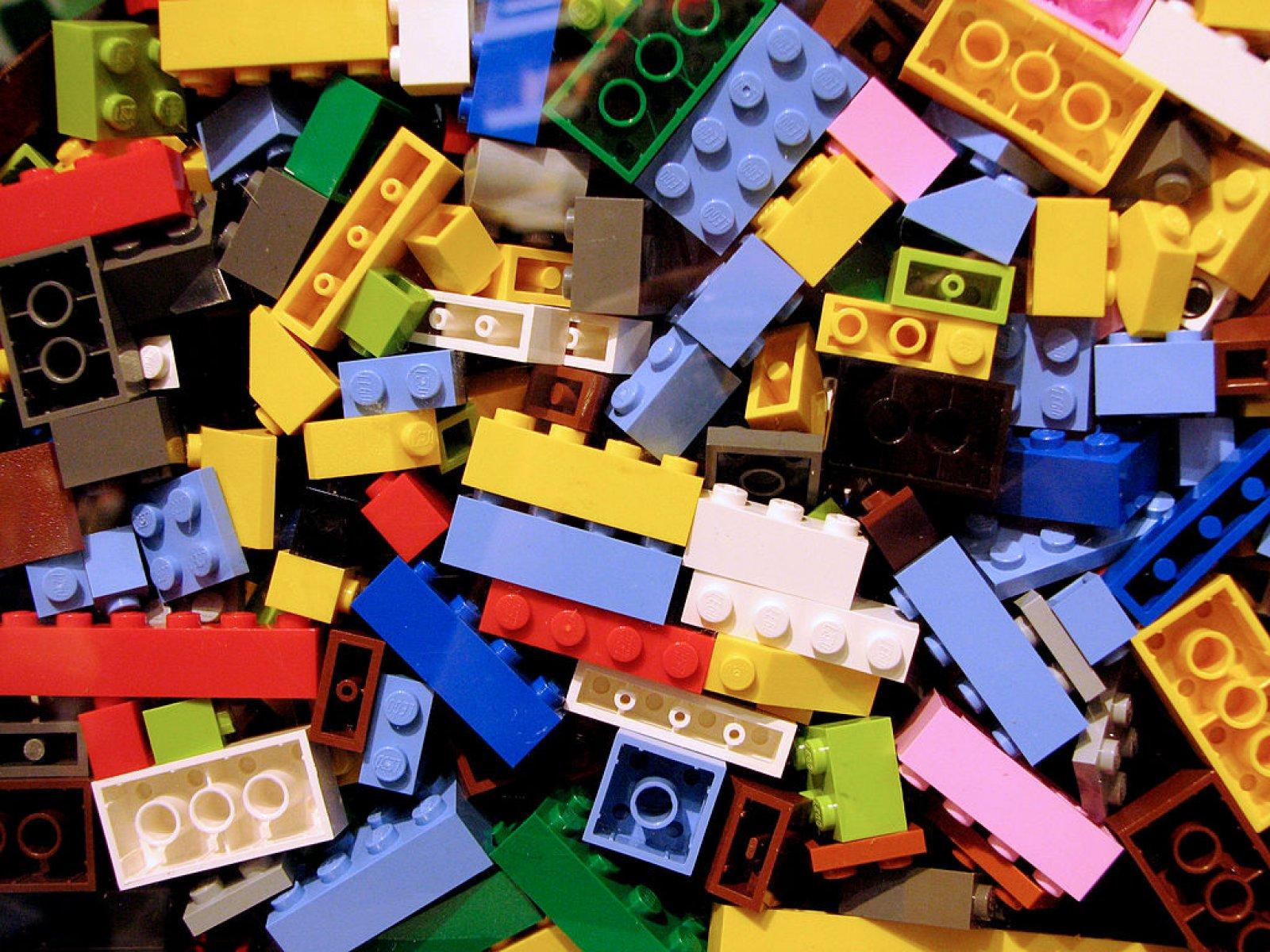 Peces de Lego