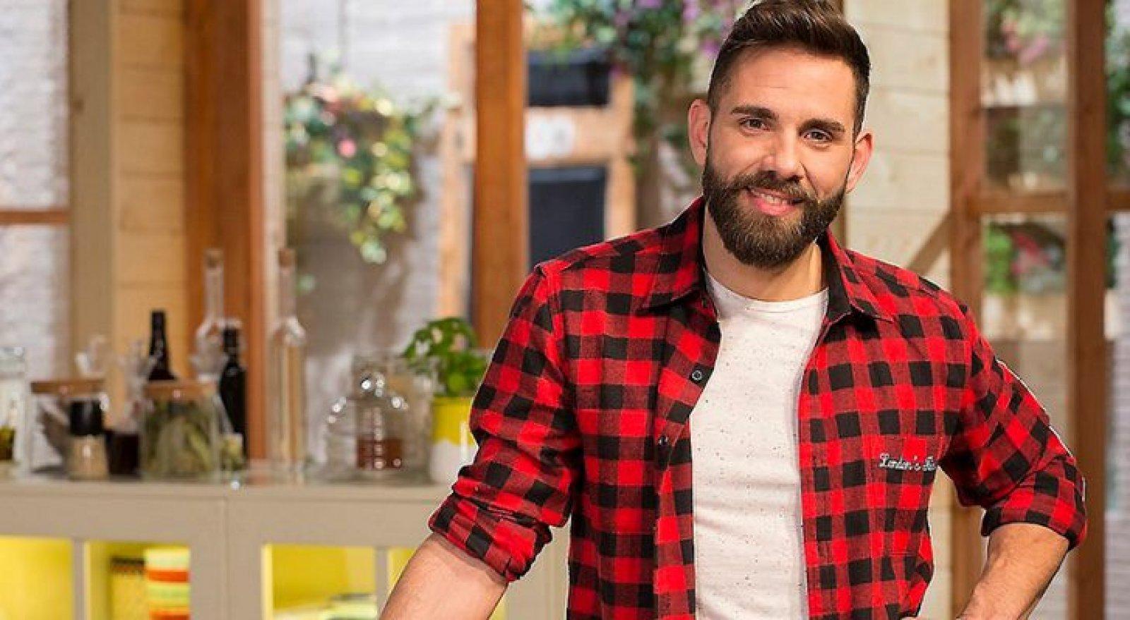 Marc Ribas en una imatge promocional de la primera temporada de 'Joc de Cartes'
