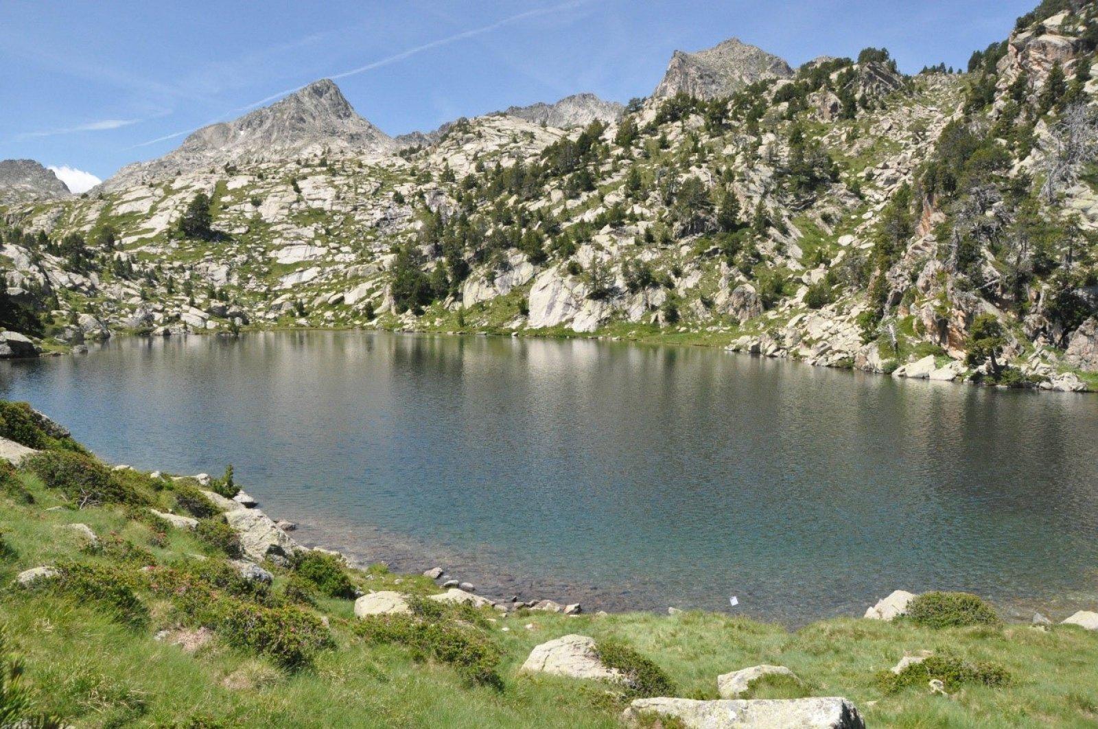 L'estany de la Cabana