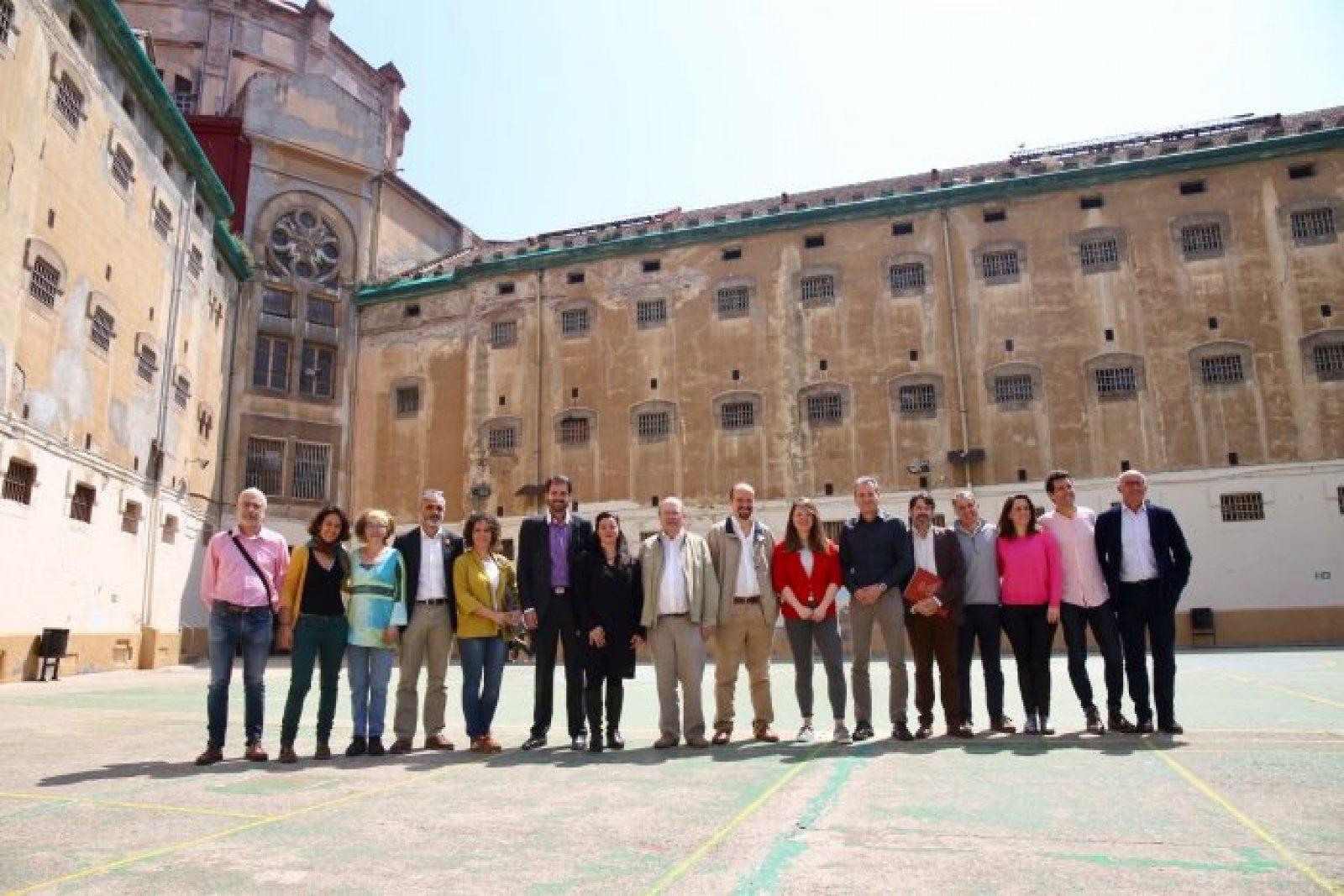 Presentació dels guanyadors del concurs de cobertes verdes a la Model