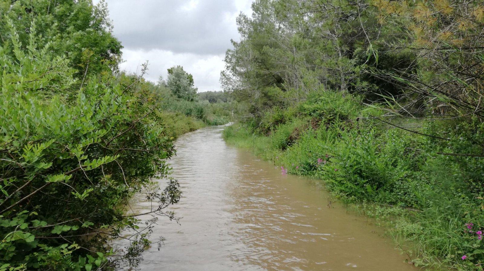 Tram del riu Gaià