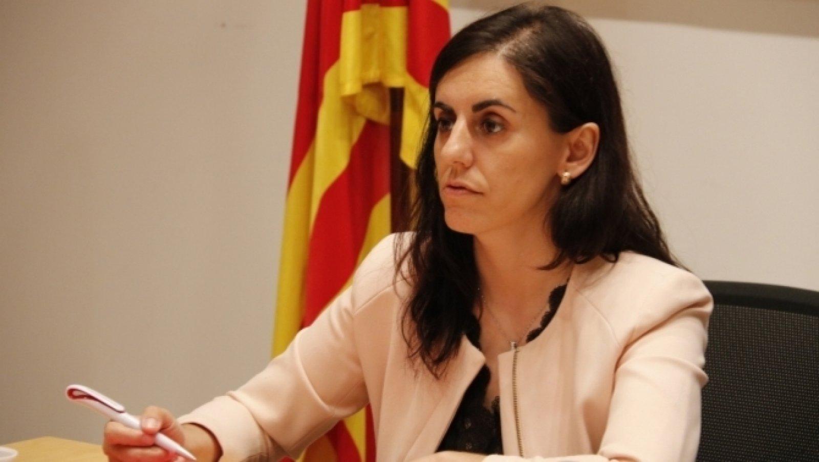La presidenta del CNDC i l'ICD, Núria Balada