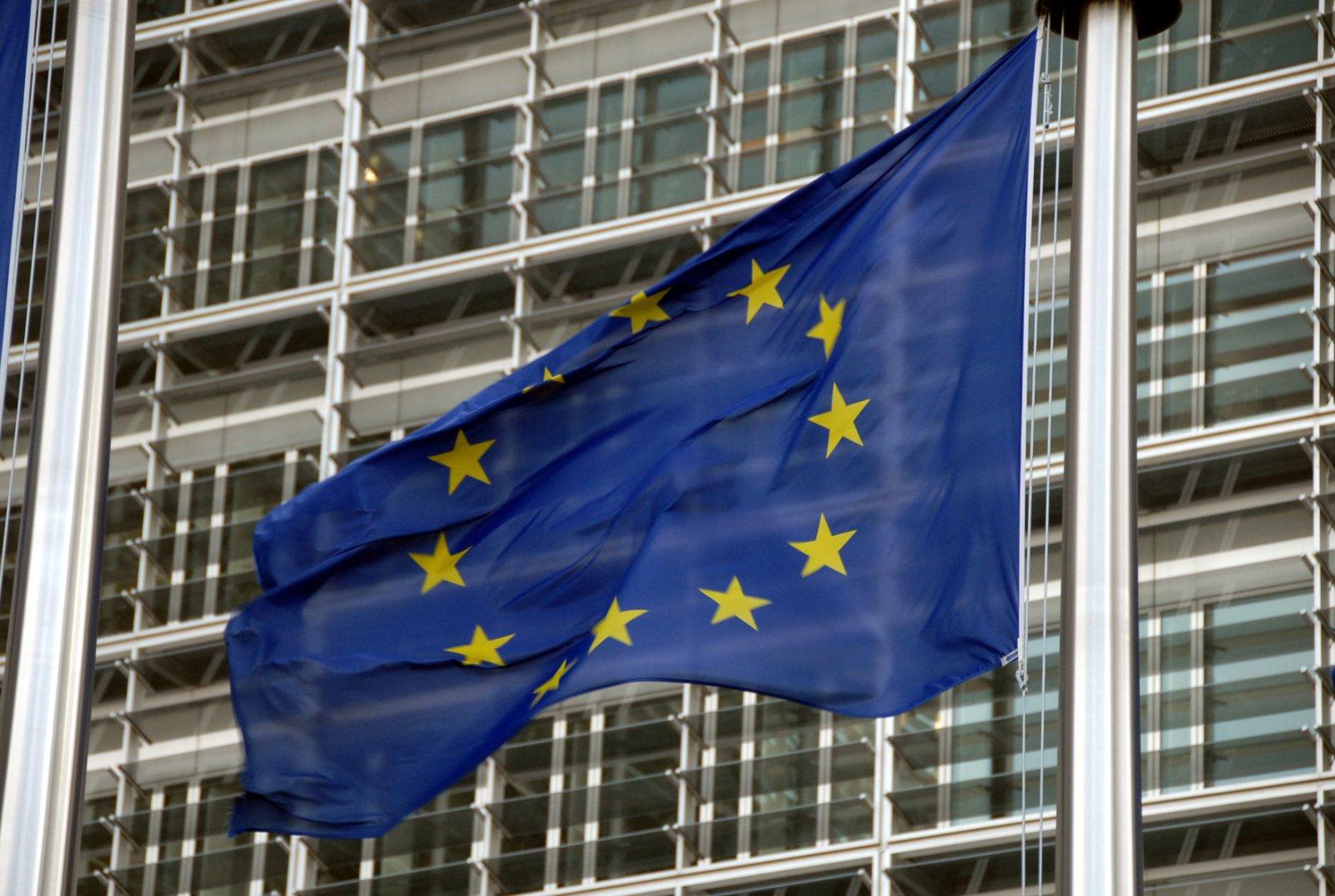 Edifici Berlaymont seu de la Comissió Europea a Brusel·les