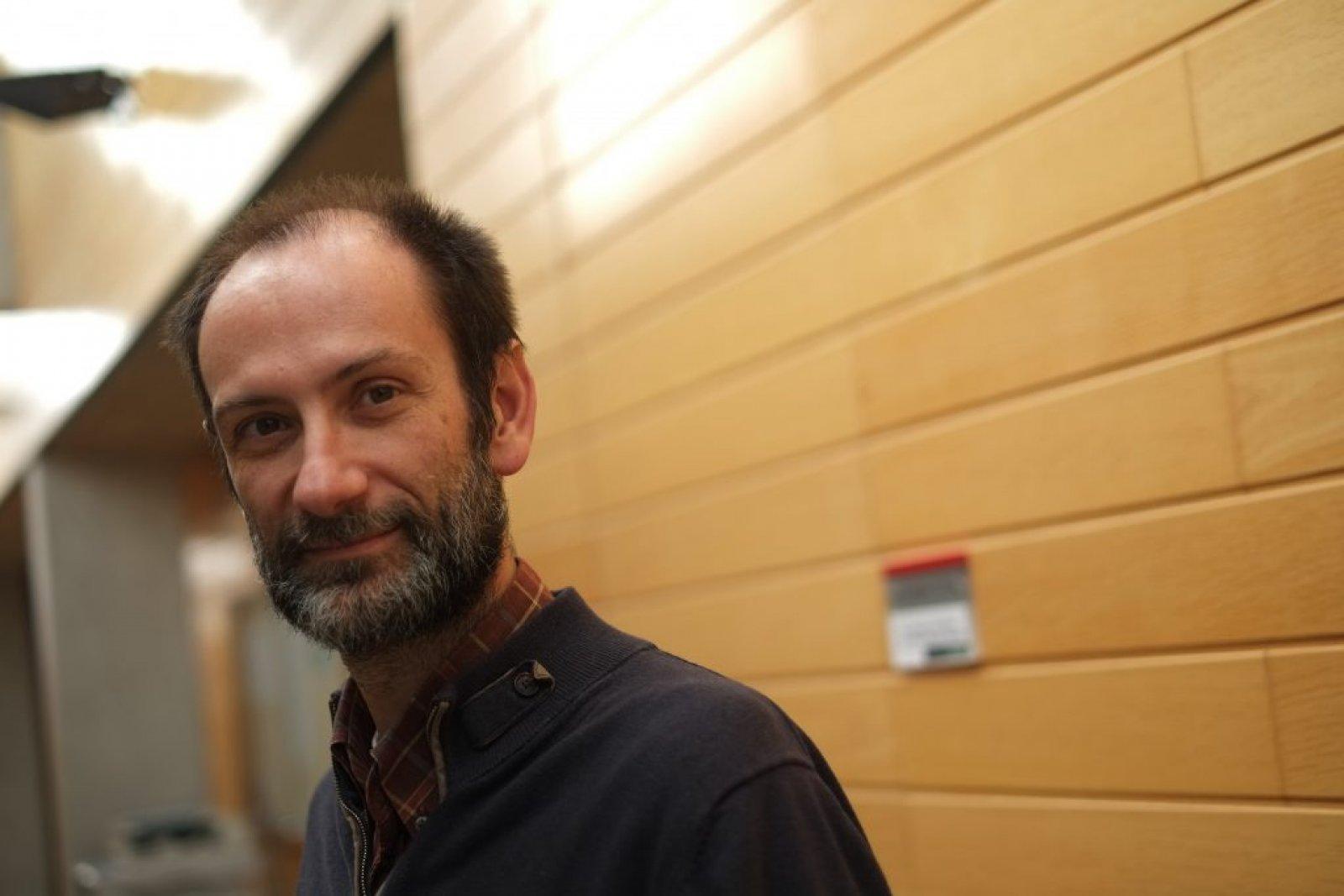 Eduard Llobet, director del grup MINOS (Microsistemes i Nanotecnologies per l'Anàlisi Química)