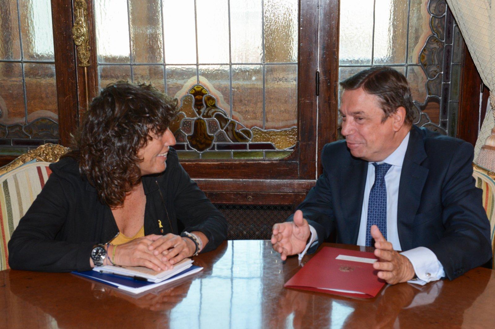 Teresa Jordà i Luis Planas