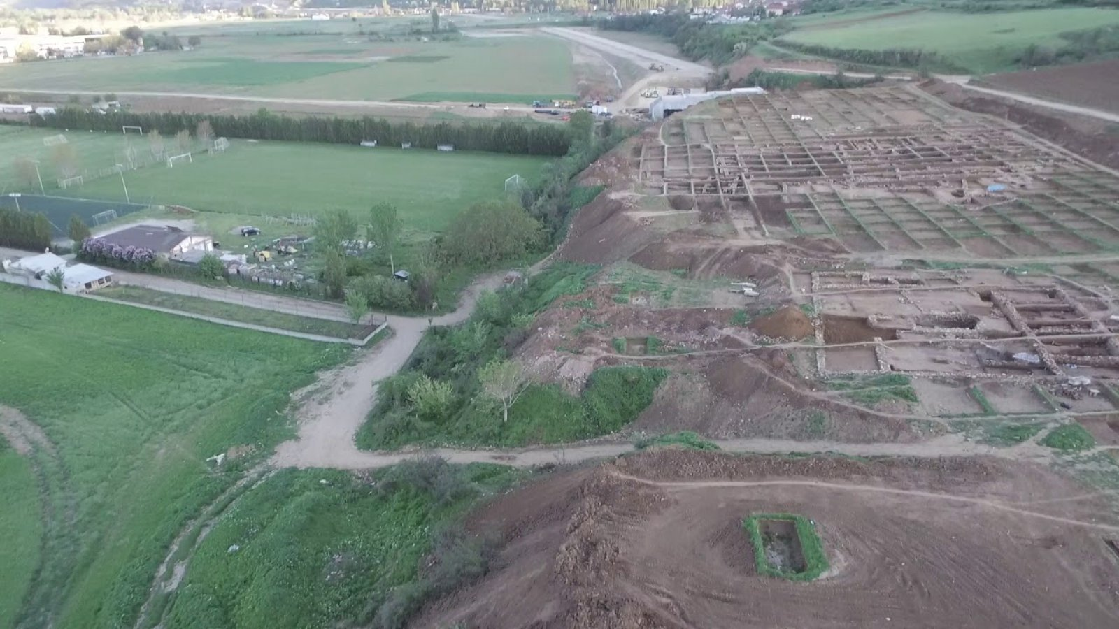Jaciment arqueològic de Pokrovnik, a Croàcia