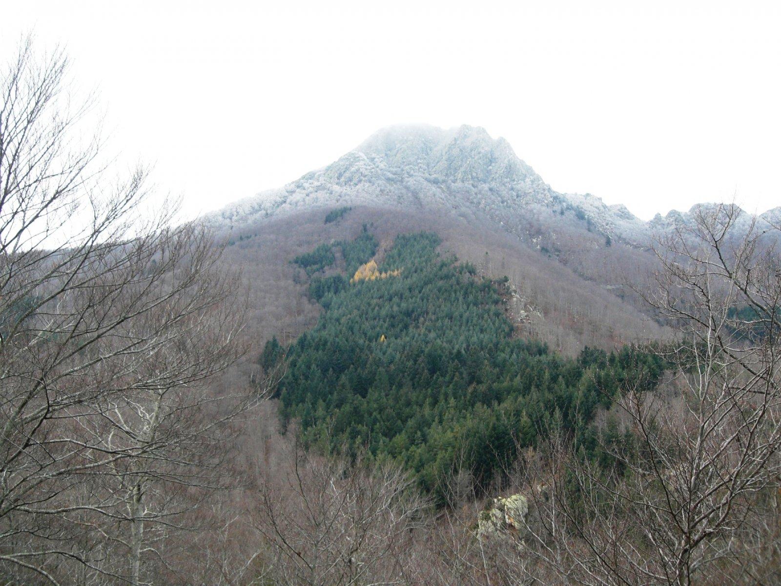 El Montseny durant l'hivern