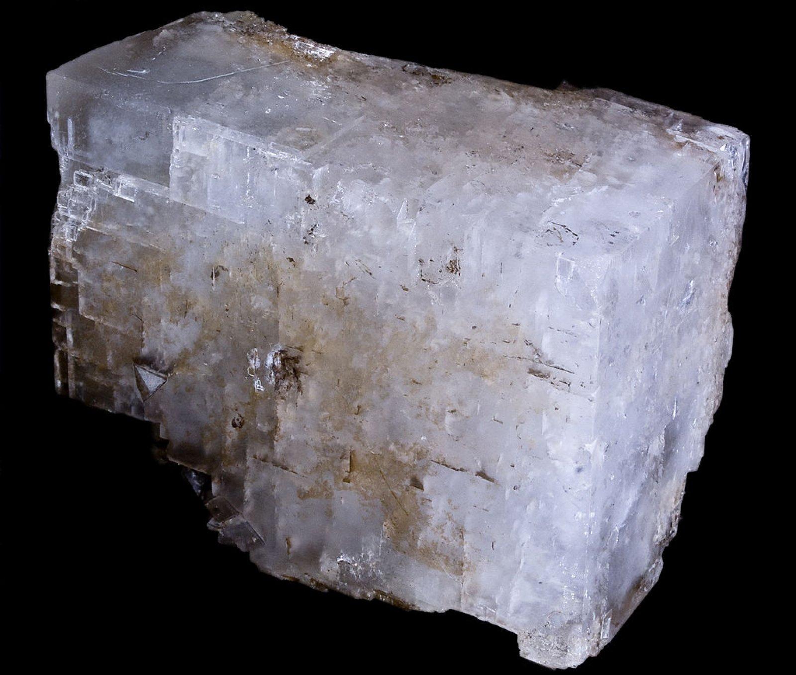 Pedra de magnesita, (MgCO3)