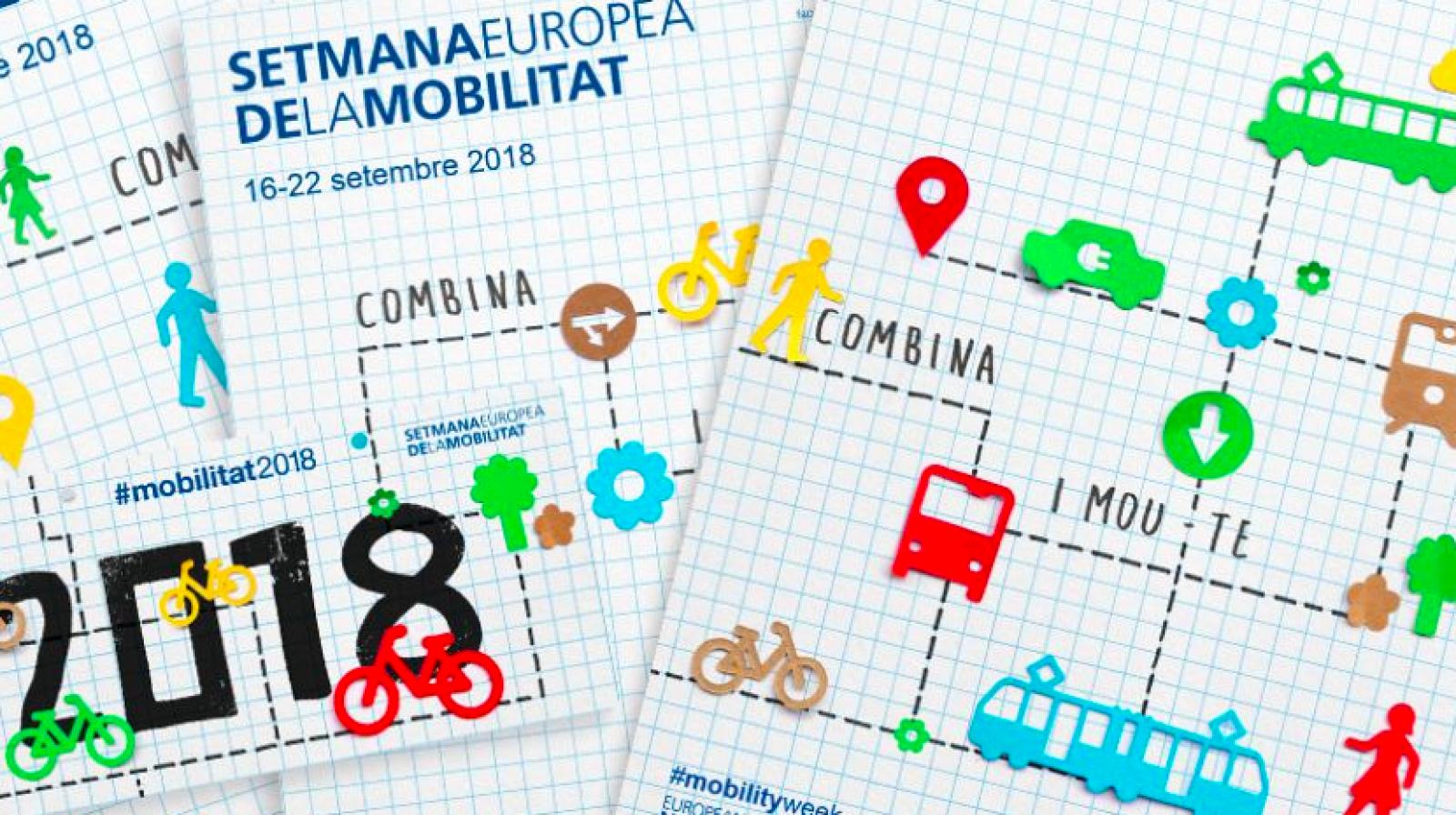Setmana Europea de la Mobilitat 2018