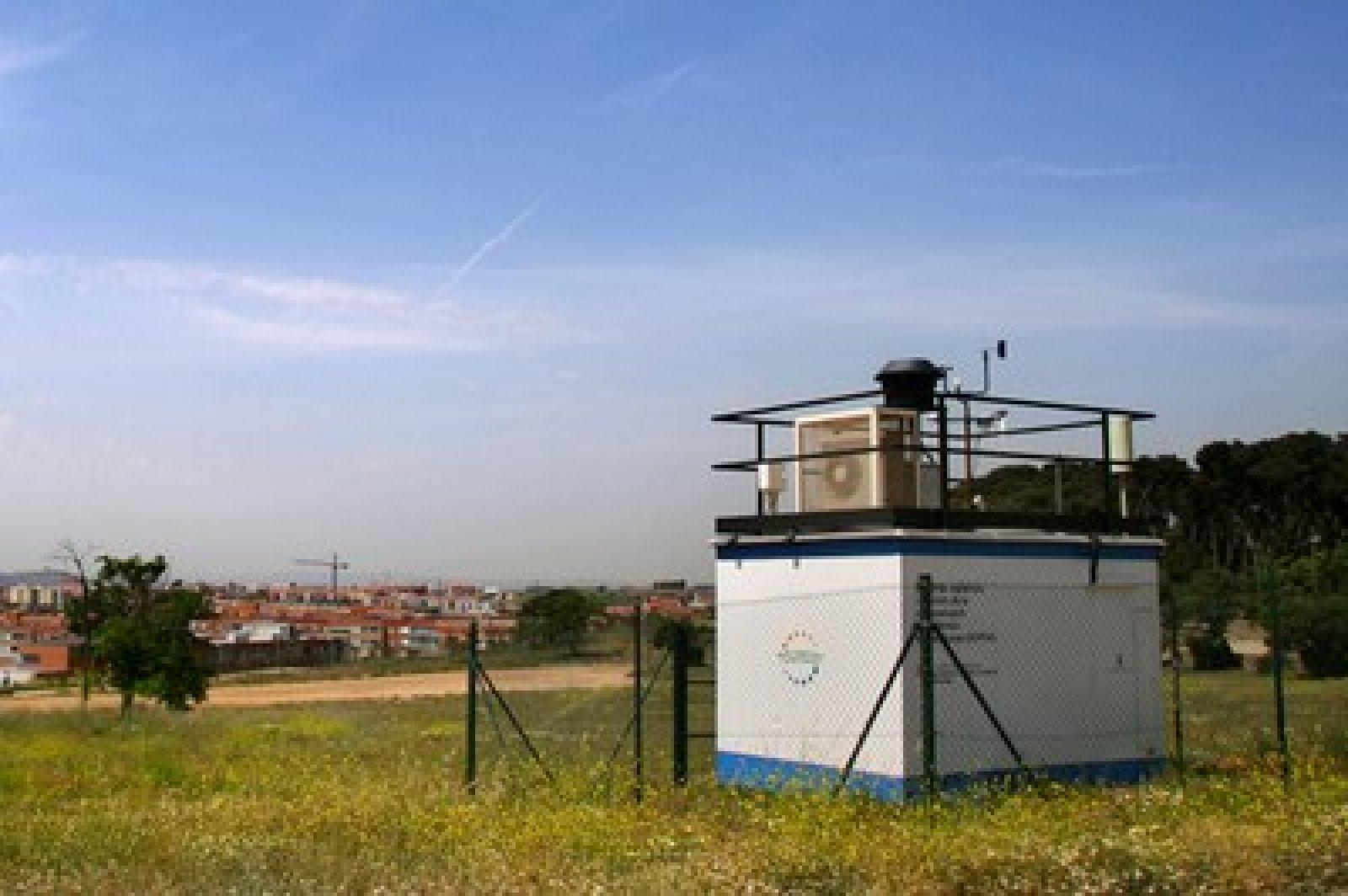 Cabina de control dels nivells d'ozó troposfèric