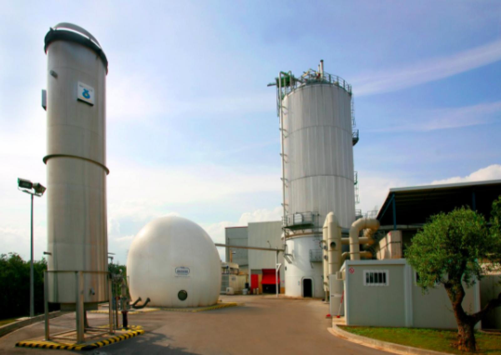 plantes de compostatge i biometanització