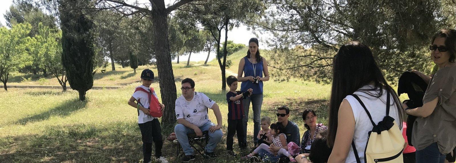 Participants al Bioblitz metropolità