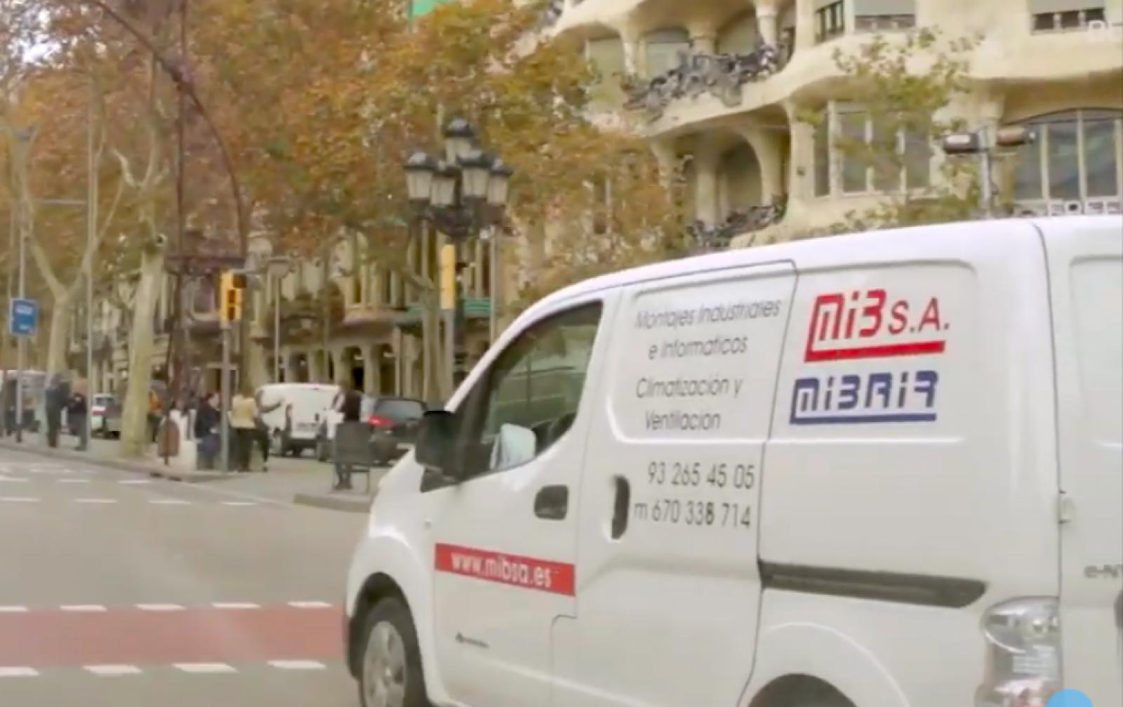 Nissan Elèctric a Mibsa