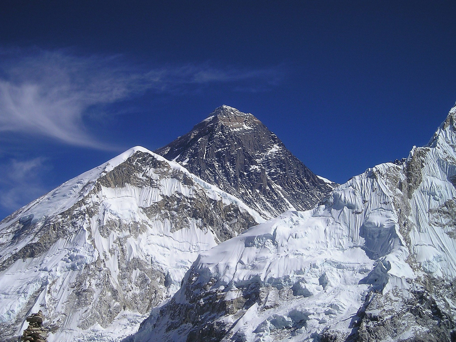 El cantó nepalès de l'Everest