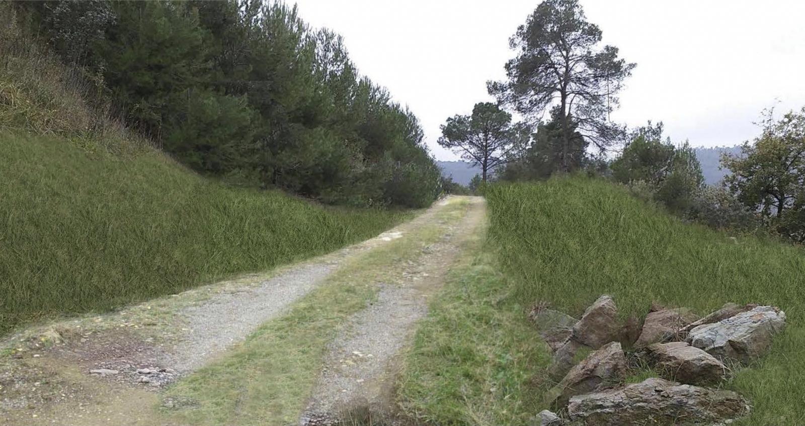 Les Vies Blaves suposaran una gran inversió per rehabilitar camins i posar-los al servei de la ciutadania