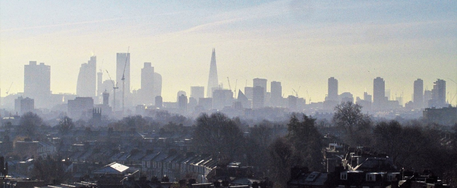 Pol·lució a Londres