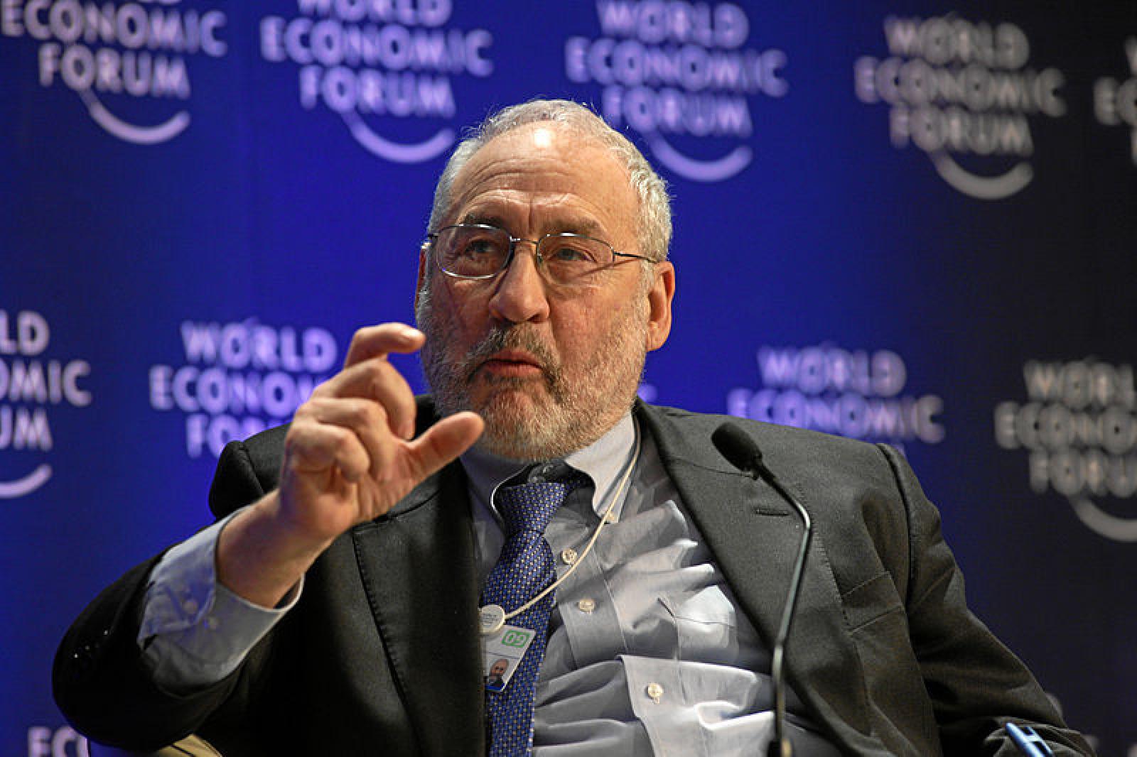 Joseph Stiglitz en una imatge d'arxiu