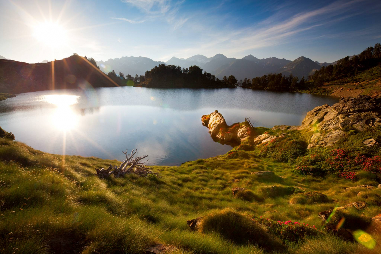 El Parc Natural de l'Alt Pirineu