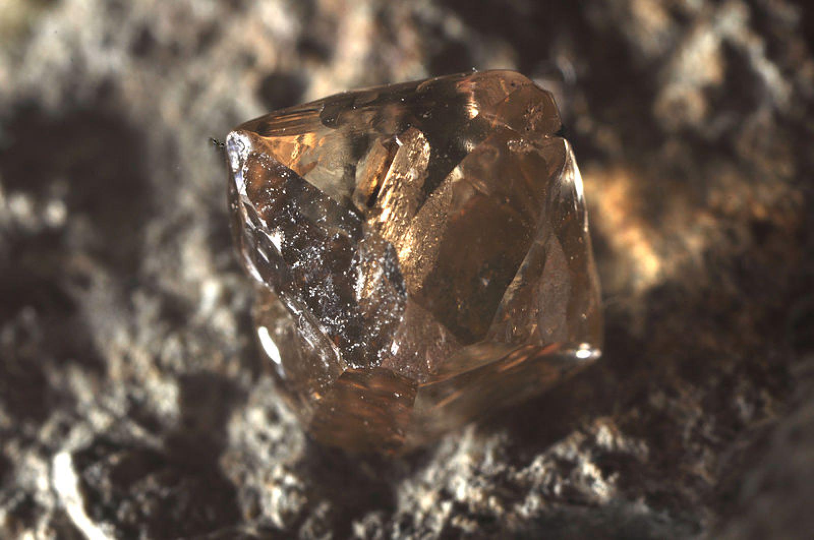 Diamant fumat