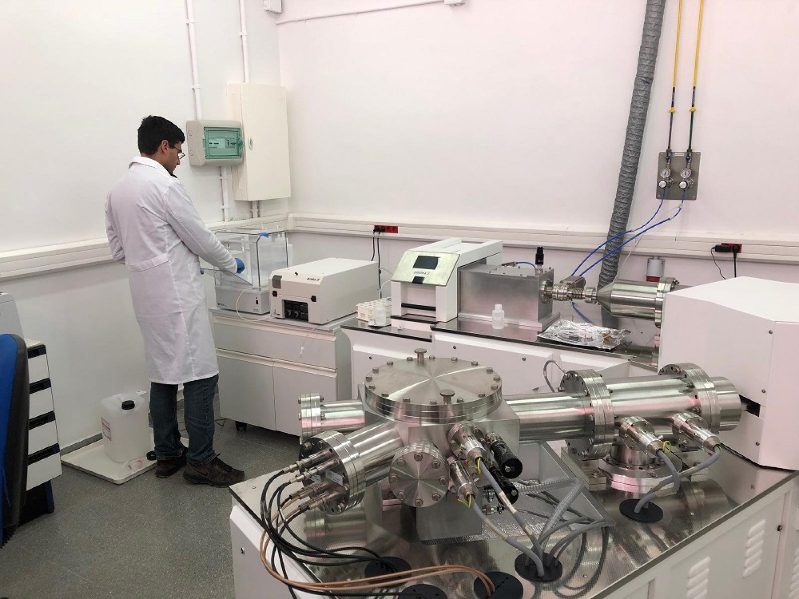 El laboratori PANTHALASSA