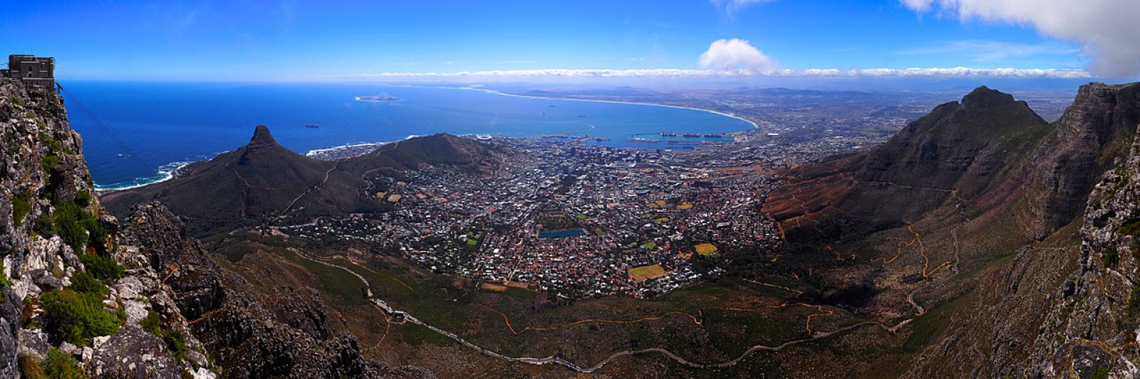 Panoràmica de Ciutat del Cap