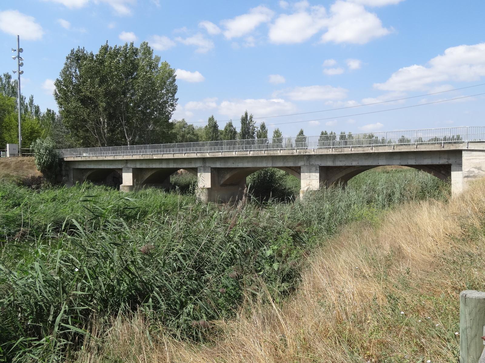 Pont de Can Titó a Vilanova del Camí