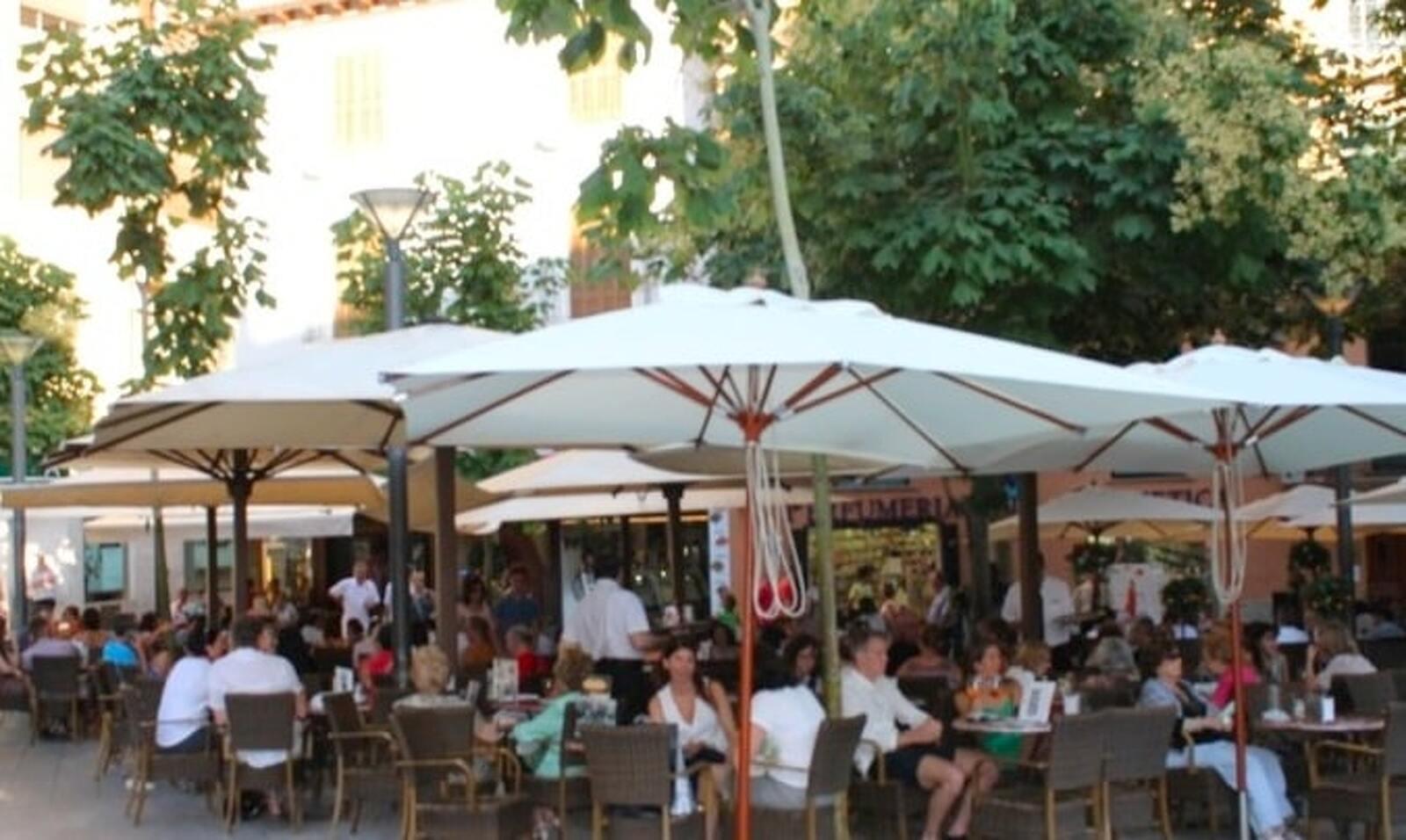 Les terrasses dels bars i restaurants comptaran, a partir d'ara, amb la possibilitat de generar la seva pròpia energia