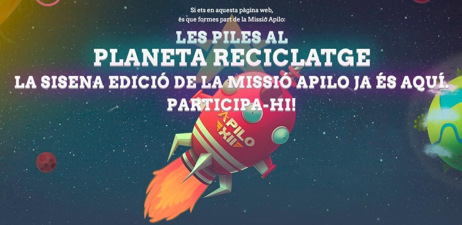 La missió Apilo XII