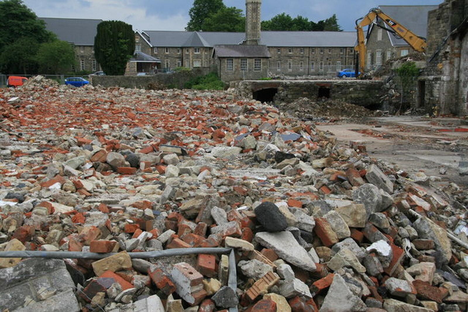 Residus de materials de construcció