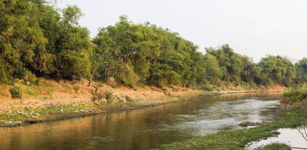 El riu Solo, a l'illa de Java