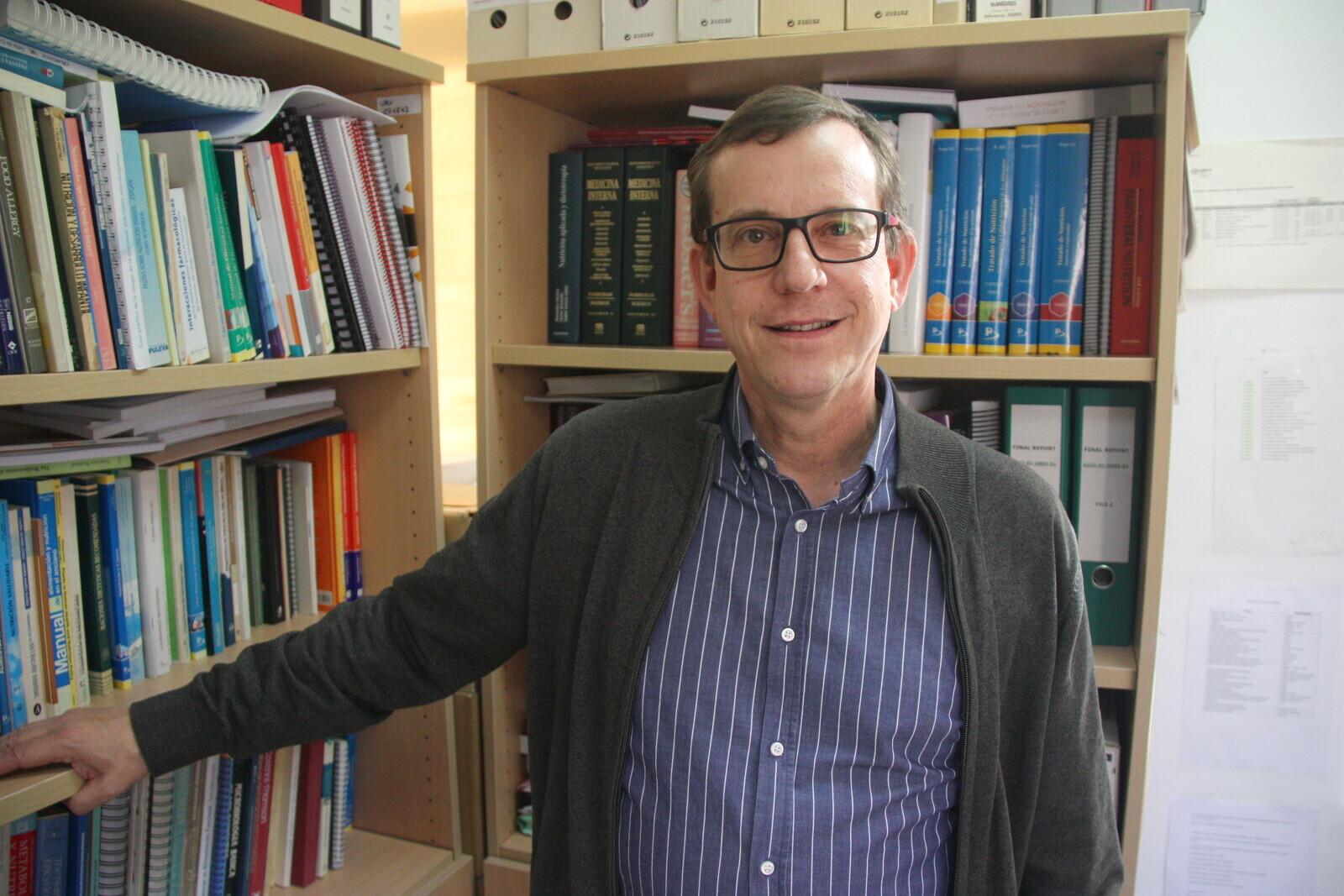 L'investigador reusenc Jordi Salas-Salvadó