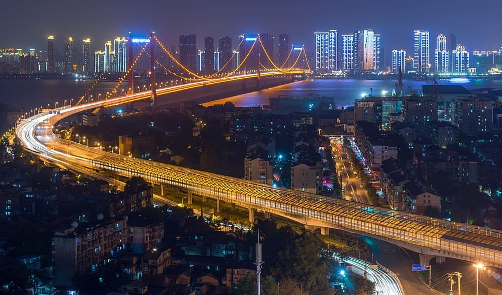 La ciutat xinesa de Wuhan, on s'ha originat la malaltia