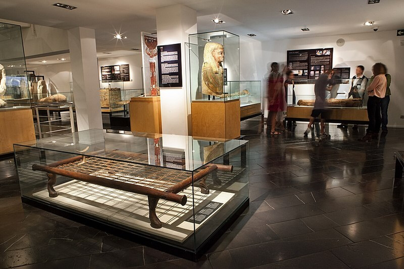 El Museu Egipci de Barcelona