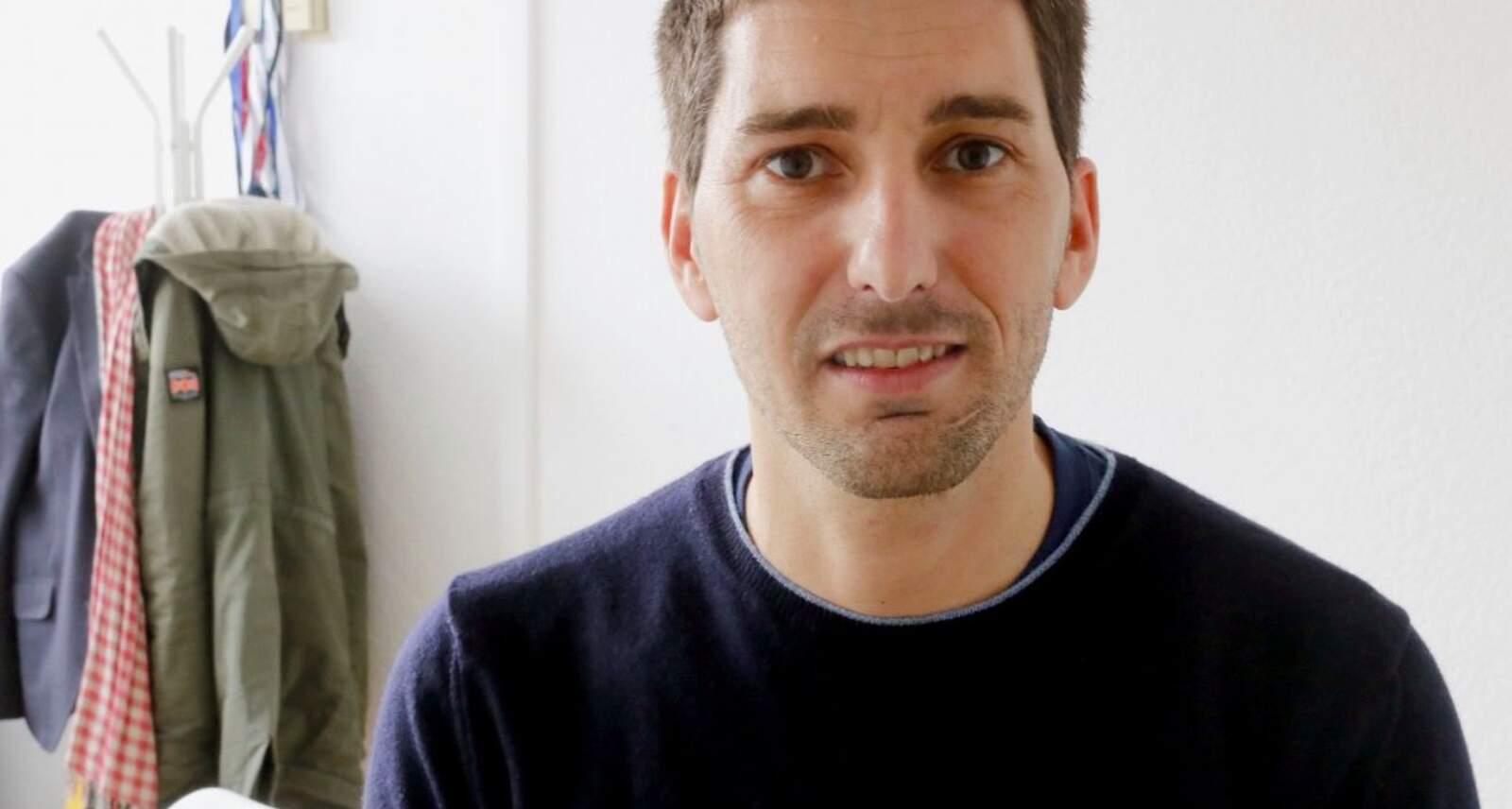 L'epidemiòleg Oriol Mitjà