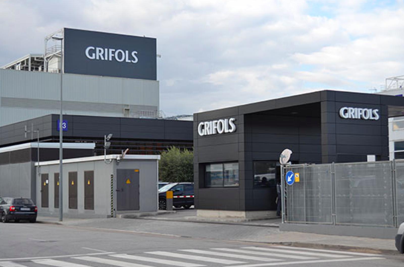 L'empresa Grífols